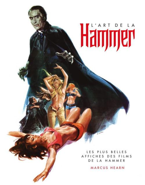 L'Art de la Hammer, les plus belles affiches de la Hammer