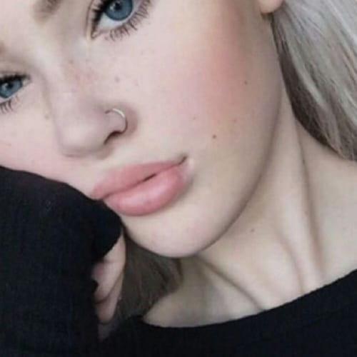 stili di grande varietà ordinare on-line store Piercing naso cerchietto uomo – Gioielli con diamanti popolari
