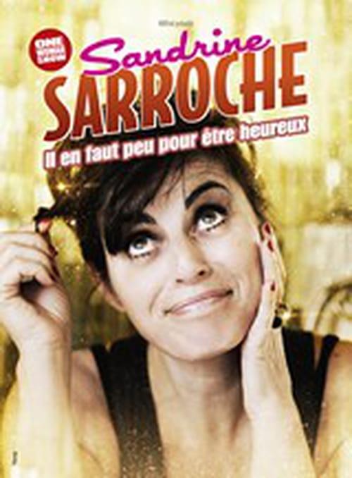 Sandrine Sarroche a de nombreux talents et surtout celui de nous fait rire