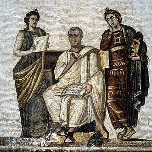Éphéméride - 21 septembre 19 avant JC: Décès de Virgile