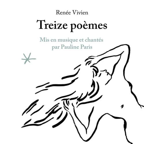 Pauline Paris met en musique et chante les poèmes de Renée Vivien