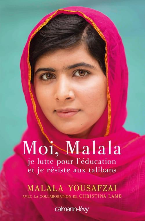 Malala Yousafzai, Moi, Malala, je lutte pour l'éducation et je résiste aux taliban