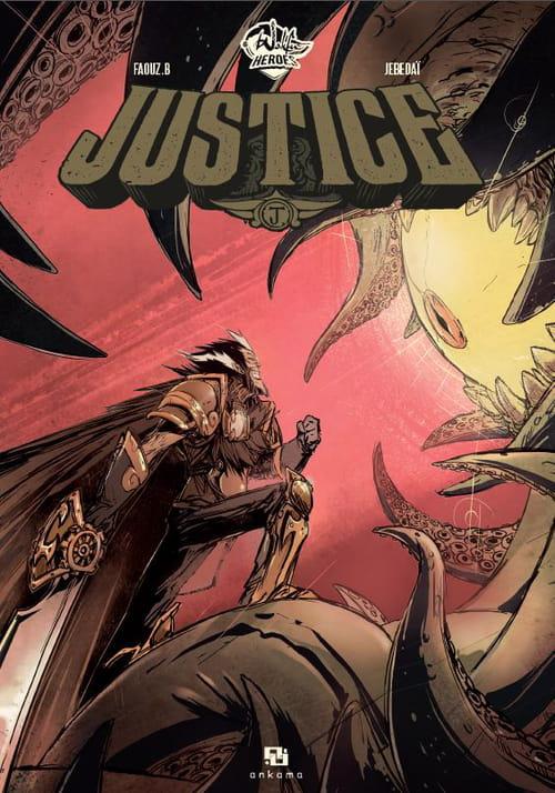 Justice, le paladin façon Ankama !