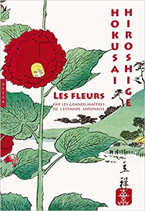 Merveilles japonaises dans un éventail floral