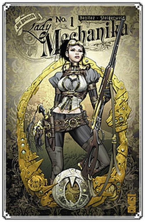 Lady Mechanika, tome 1 – Le Mystère du corps mécanique
