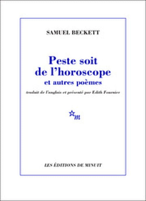 Les textes premiers de Samuel Beckett