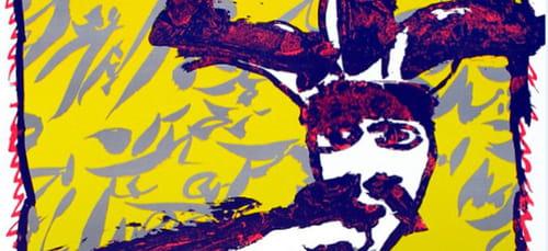 Ecriture dessinée : exposition, printemps 2015