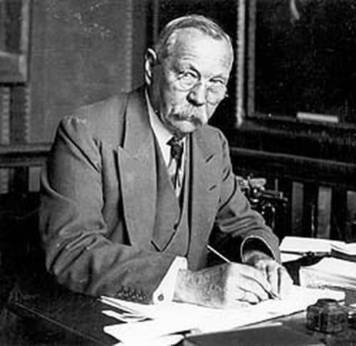 7 juillet 1930 : décès de Sir Arthur Conan Doyle