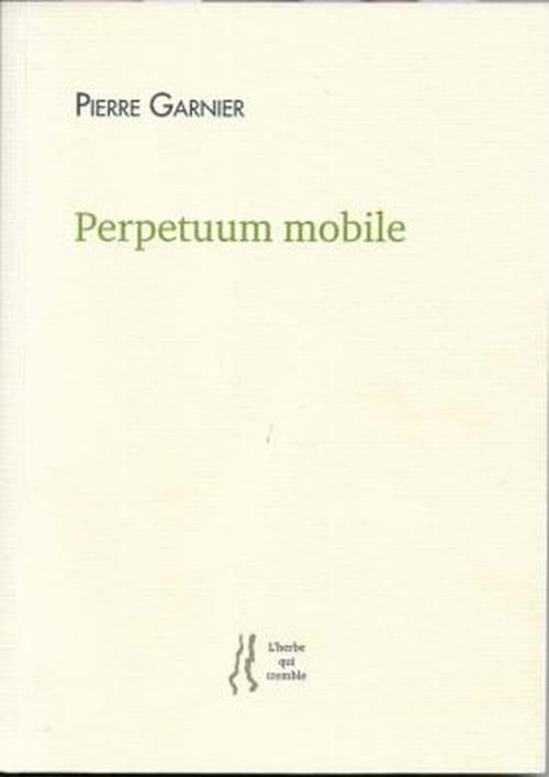 """Pierre Garnier : """"Toute pastorale est errance"""""""