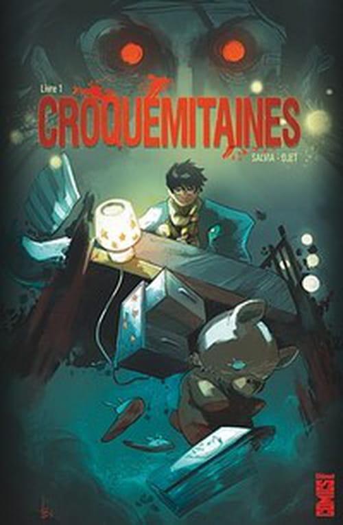 Croquemitaines, livre 1