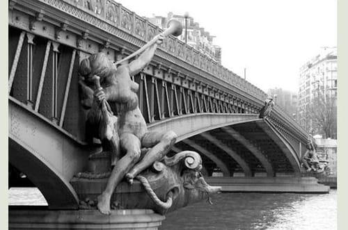 Mirabeau Bridge, querelle orthographique à propos de Guillaume Apollinaire