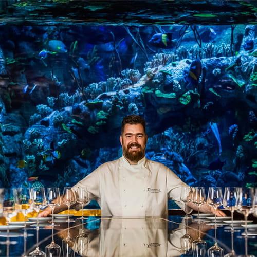 'ناثان آوتلوا في المحارة' يفتتح أبوابه بأطباق استثائية بتوقيع مايسترو المأكولات البحرية