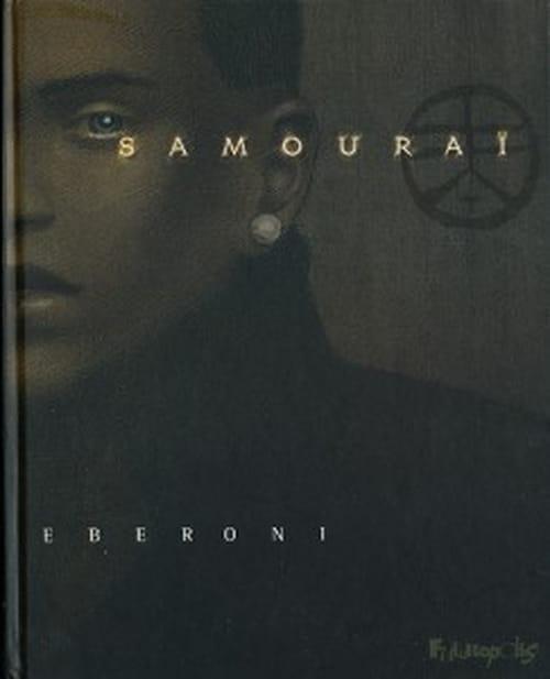 Samouraï, une fable graphique, littéraire et désespérée signée Eberoni