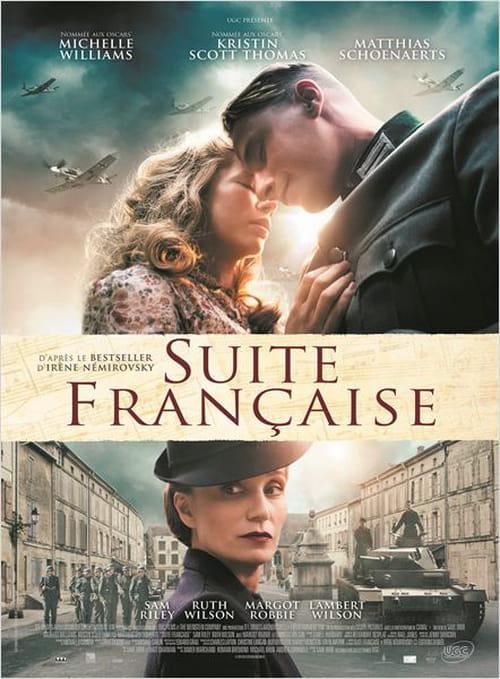 """""""Suite française"""", d'après le roman d'Irène Némirovsky"""