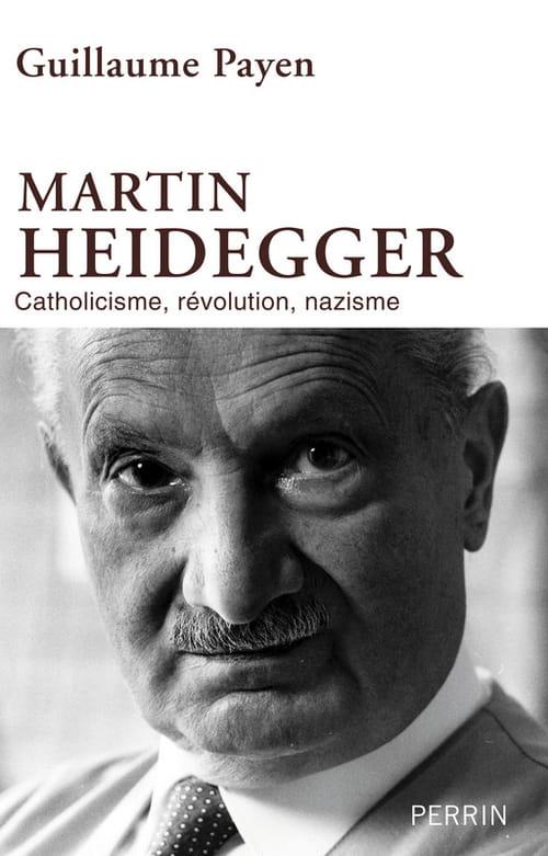 Heidegger, Philosophe et nazi