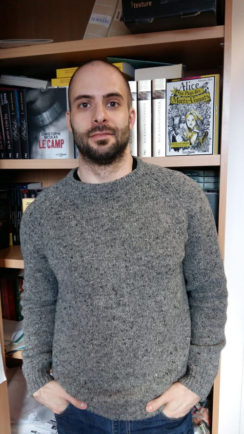 Stéphane Desa ressuscite Anticipation avec Outre Fleuve.