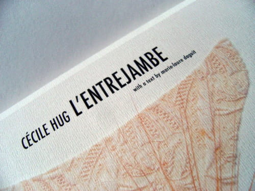 Cécile Hug : forêt des songes
