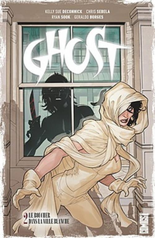 Ghost, tome 2 – Le boucher dans la ville blanche