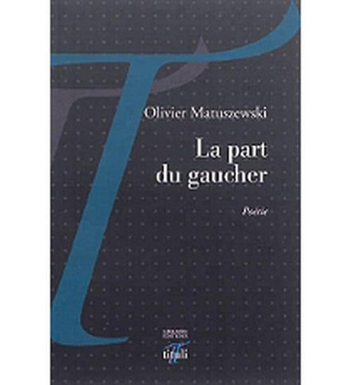 L'ère du soupçon reste celui des muses: Olivier Matuszewski