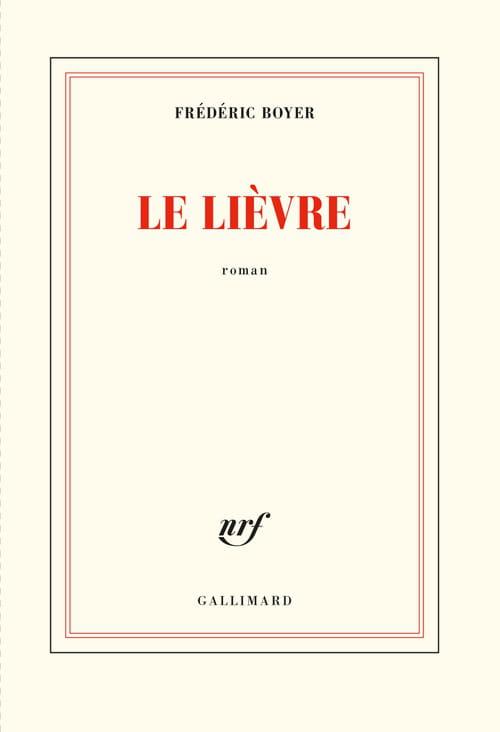 Frédéric Boyer & la lessive de l'existence