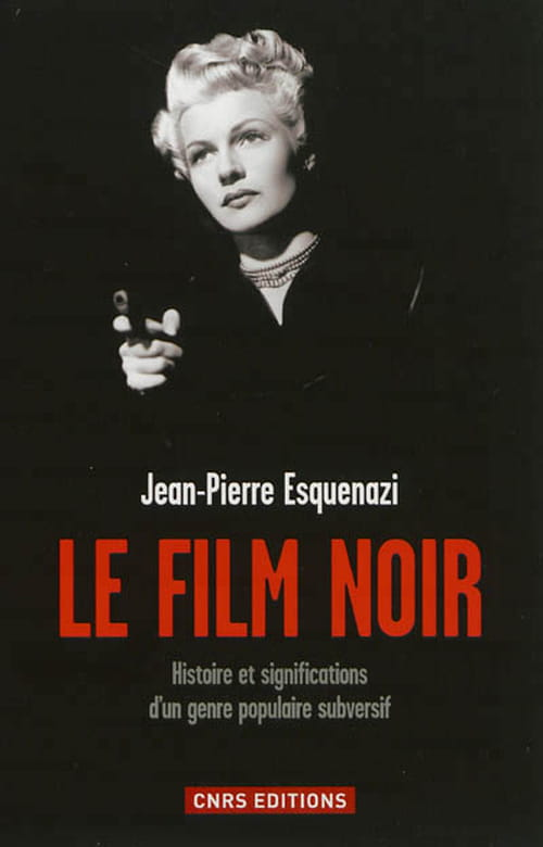 """Le film noir', Hollywood entre à l'université"