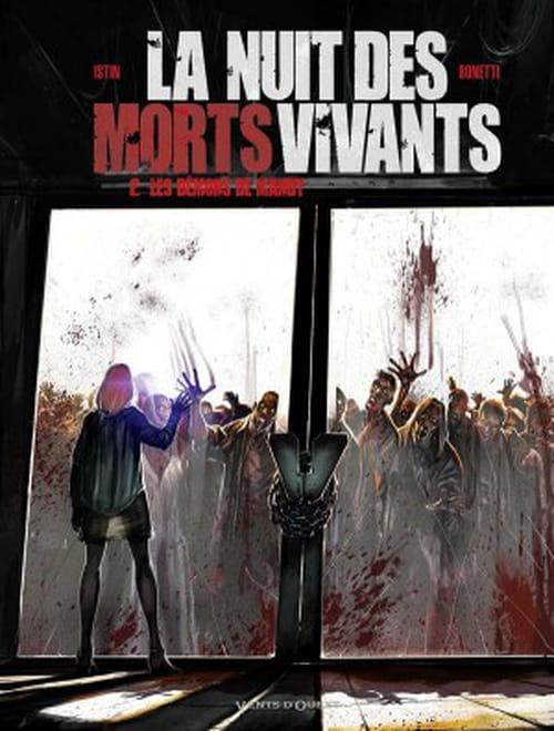 La Nuit des morts vivants, 2 - Les Démons de Mandy