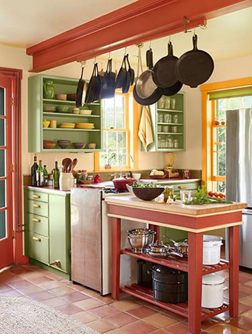 ديكورات المطبخ في موسم الربيع والصيف بألوان السعادة 817568.jpg