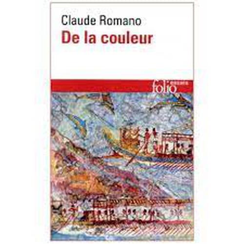 Philo-physiologie de la couleur - Claude Romano