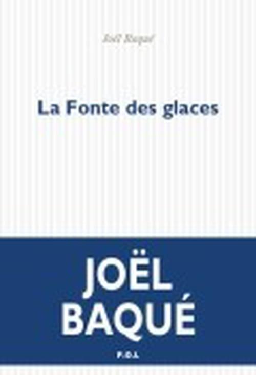 Joël Baqué, La fonte des glaces : Manchot mais pas trop