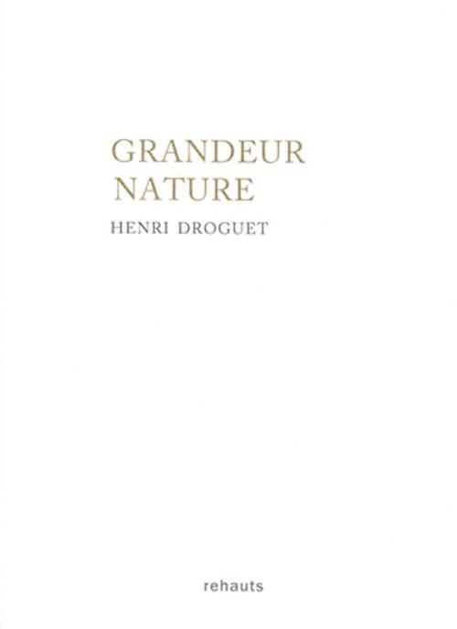 L'homme et la mer : Henri Droguet
