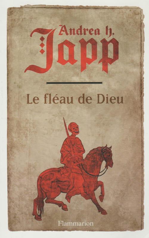 La malédiction de Gabrielle, tome 1 : Le fléau de Dieu- la nouvelle série d'Andréa H. Japp.