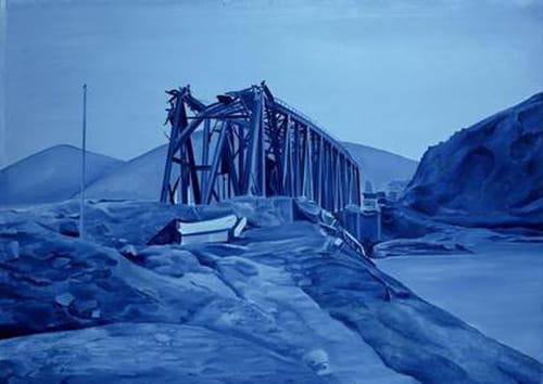 Jacques Monory : nocturnes américains
