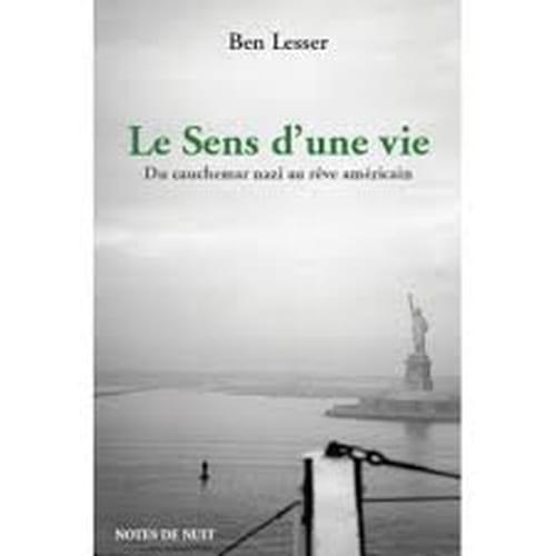 Ben Lesser : pour que les mémoires vivent