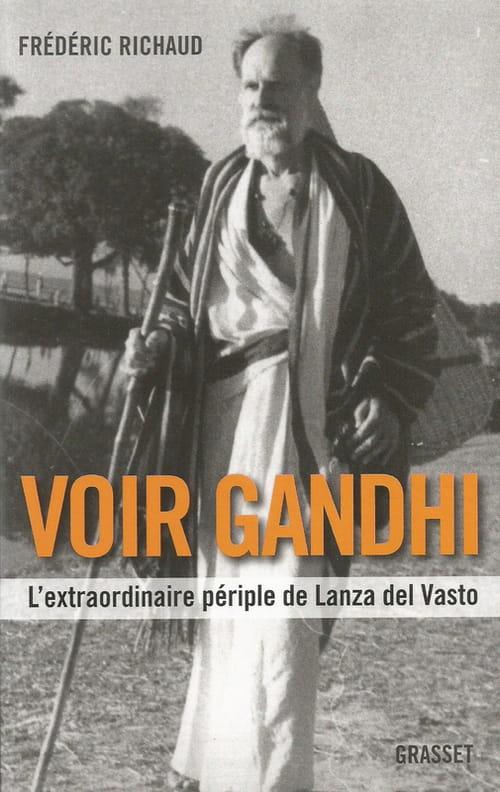 Voir Gandhi de Frédéric Richaud