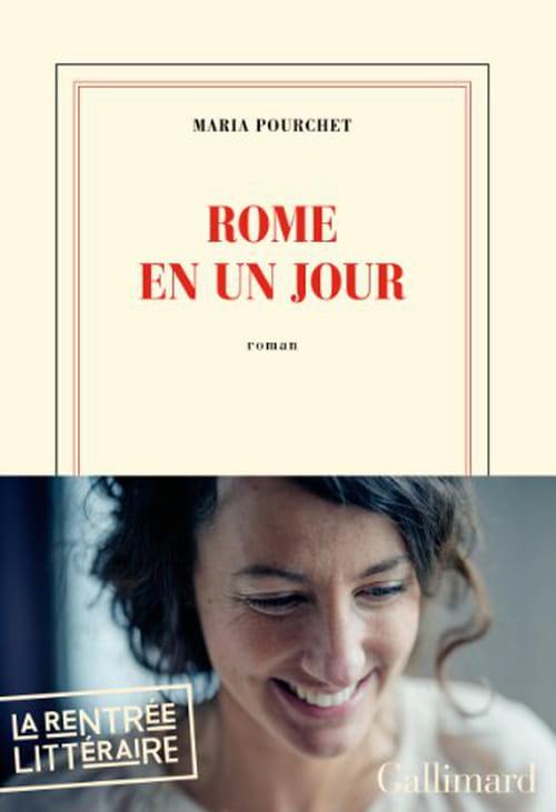 Maria Pourchet, Rome en un jour