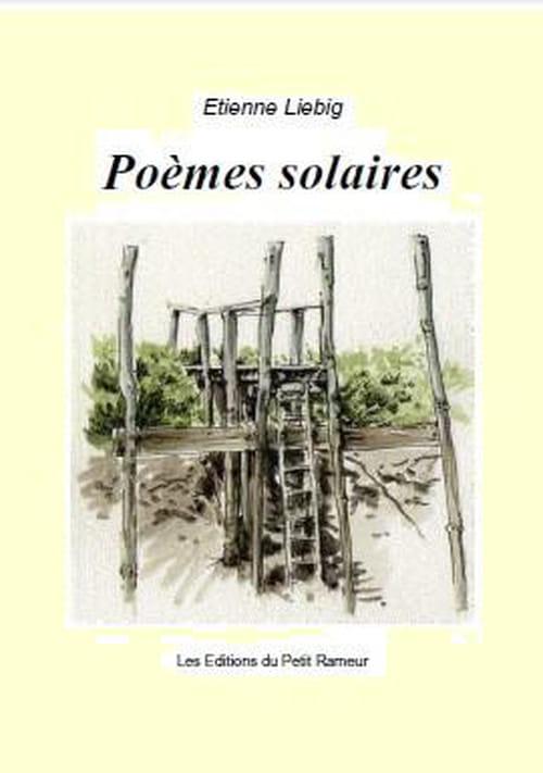 Etienne Liebig en terre poétique
