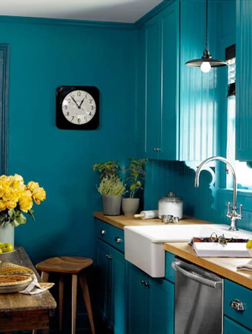ديكورات المطبخ في موسم الربيع والصيف بألوان السعادة 817574.jpg