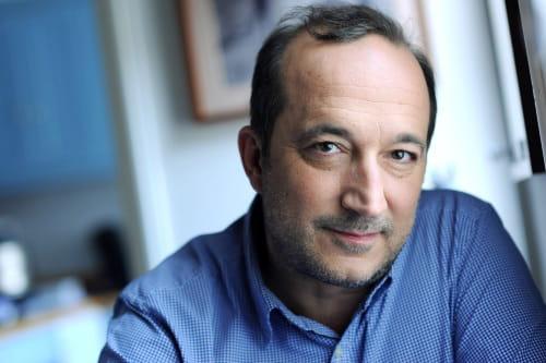 Gilles Paris : Écrire comme un enfant