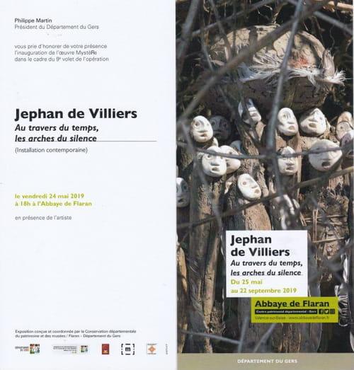 """Les """"présences"""" mystérieuses de Jephan de Villiers"""