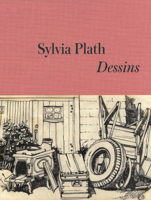 Les Dessins de Sylvia Plath