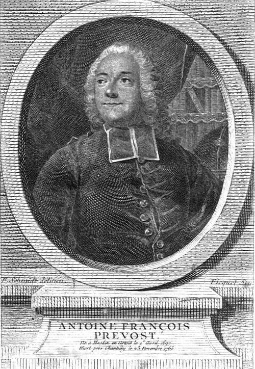 Abbé Prévost : Biographie