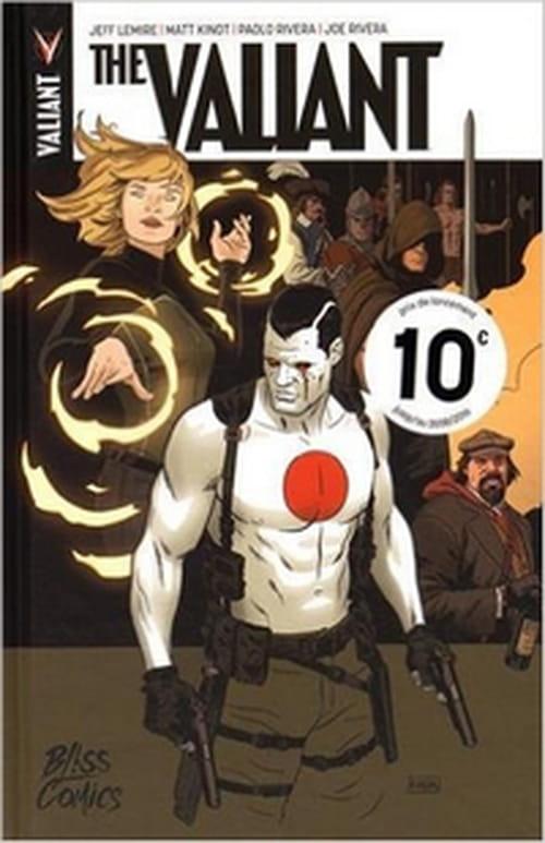 Retour des héros Valiant en librairie