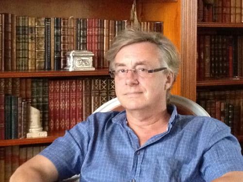 """Claude-Henry du Bord : """"J'aime les livres parce que j'aime les hommes et, sans lecture, l'humanité s'abrutit"""""""