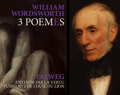 William Wordsworth et Talweg : transfigurations