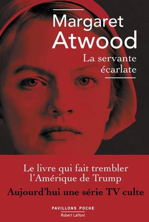 Margaret Atwood, Servantes de Gilead: Écarlate et glaçant!