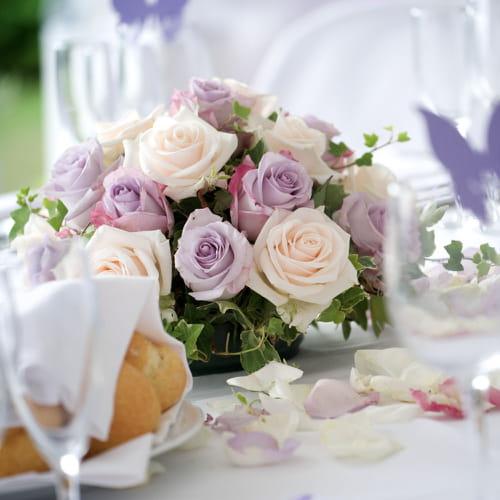 Centrotavola Matrimonio Tema Dolci : Centrotavola matrimonio ad ogni tema il suo stile