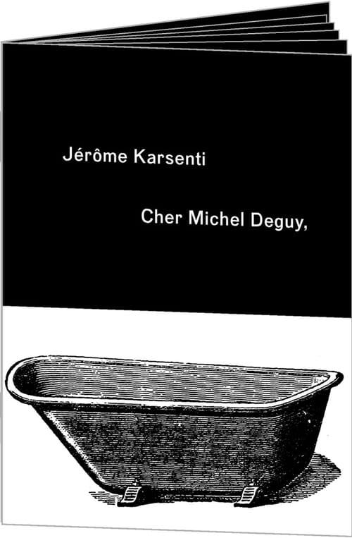 Jérôme Karsenti : plomberie poétique