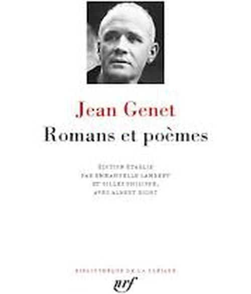 L'obscène et le merveilleux :  romans & poèmes de Jean Genet