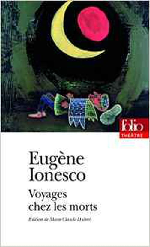 Ionesco/ Jean voyage outre-tombe