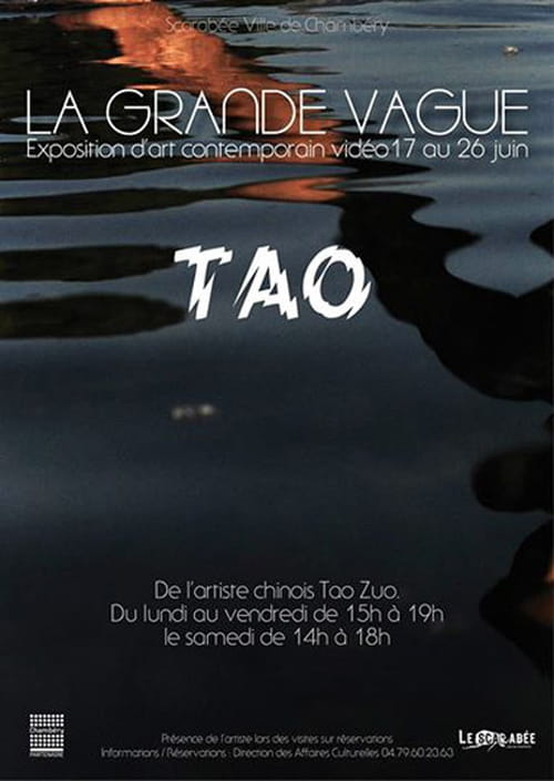 Tao Zuo : la vague et le secret